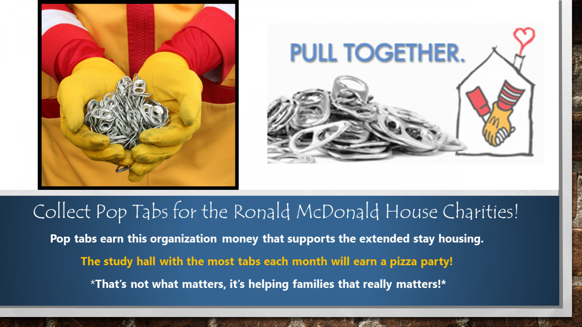 HG Pop Tabs Ronald McDonald