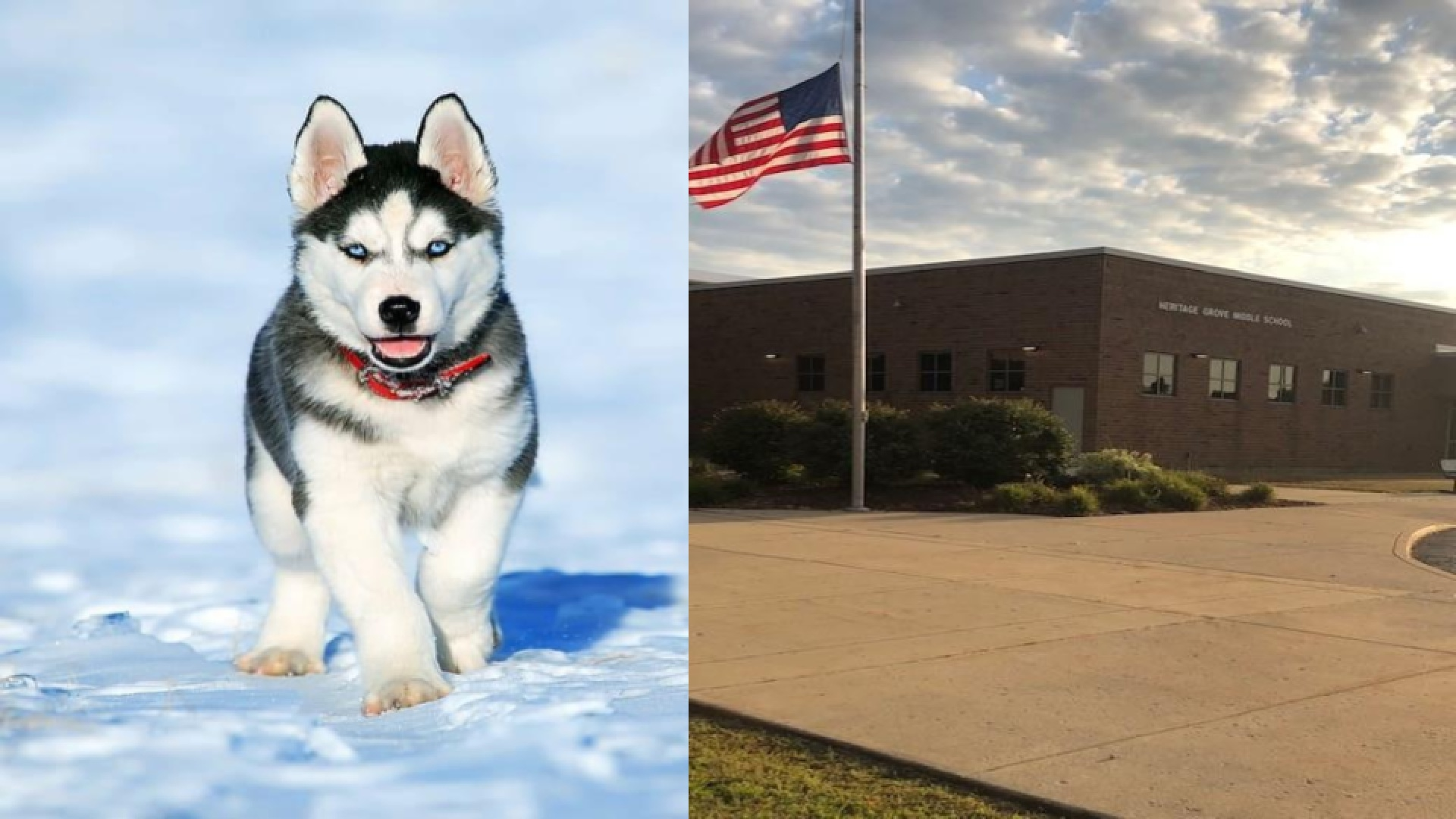 slidshow image - HGMS - Home of the Huskies! -